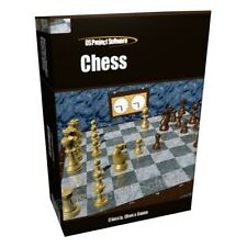 Chess Classic Game Computer Software Program