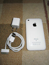 IPHONE 3G-16GB-WHITE/BLACK FACTORY-UNLOCK-WORK W/ATT-TMOBILE- ANY SIM CARD