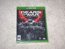GEARS OF WAR ULTIMATE EDITION...XBOX ONE...***SEALED***BRAND NEW***!!!!!