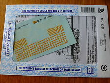 Microscale Decal HO #MC-4391 United States Army Transportation Corps Diesels