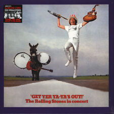 Rolling Stones, The - Get yer ya-ya's out remas (Vinyl LP - 2003 - US - Reissue)