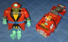 1993 Road Ready mutación Leo Leonardo bomberos Teenage Mutant Ninja Turtles