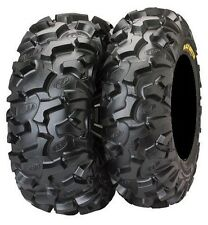 (4) ITP 28-10-12 Blackwater Black Water Evolution 8 ply Radial ATV UTV Tires USA