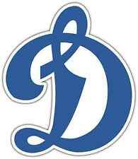"Dynamo Moscow KHL Hockey Car Bumper Window Locker Sticker Decal 4""X5"""