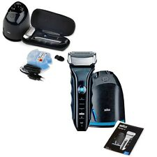Braun Series 5 550cc Shaver System Black Electric Cordless Rechargeable Razor