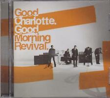 GOOD CHARLOTTE - GOOD MORNING REVIVAL - CD - NEW -