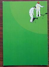 Carte postale Final stroke,golf,Lammers , postcard