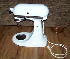 Kitchenaid Stand Mixer Model K45 White