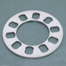 Universal Wheel Spacer 5 Hole 8mm Thick Aluminum Wheel fit 5 lug 5X114.3 5X120