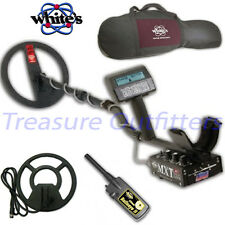 "WHITES MXT ALL PRO METAL DETECTOR WITH 9"" SPIDER COIL"