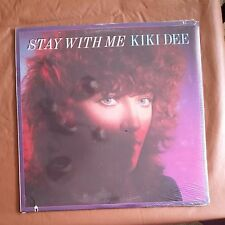 Stay With Me - Kiki Dee - NEW LP Vinyl Record SEALED