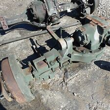 Front and Rear Rockwell 2.5 ton axles M35A2 steer axle set