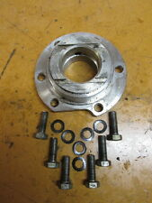 Moto Guzzi 1977 V1000 Convert Crankshaft Retainer Holder Flange Assy #2
