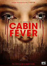 CABIN FEVER, DVD, 2016, SKU 503