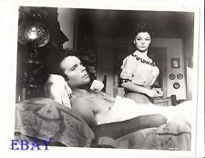 Russ Tamblyn barechested VINTAGE Photo Maria Granada Son Of A Gunfighter