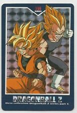 Carte Dragon ball Z GT Hero collection Card Part 4 dbz prism N 398