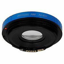 Fotodiox Pro Lens Mount Adapter w/Focus Confirmation Chip Canon FD Lens to