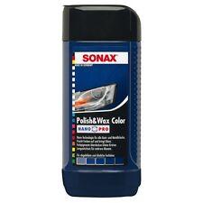 SONAX Polish & Wax Color Nano Pro blau Autopolitur 250ml