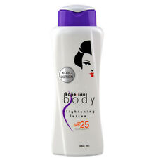 Kojie San Body Lightening Lotion w/ SPF 25 UVA/B-Large 250ml-Lowest Price!