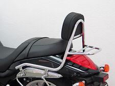 Sissy Bar mit Gepäckträger für Suzuki M1800 Intruder M1800R R2 VZRM1800 VZR1800