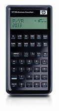 NEW HP 20b Business Consultant Financial Calculator F2219AA# in original box