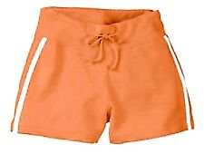 Wholesale Lot of 30 Hyp Desert Sunset Orange Terrycloth Sport Shorts Size Medium