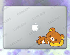San-X Rilakkuma (A) Color Vinyl Sticker for Macbook Air/Pro
