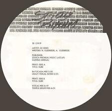 DJ DERO - Sube - Strictly Rhythm