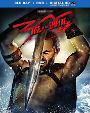 300: Rise of an Empire AND 300 (Blu-Ray)