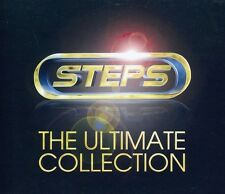 Ultimate Collection - Steps (2011, CD NEUF)