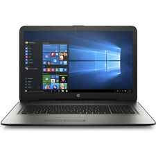 "Hewlett Packard 17-y010nr AMD Quad-Core A8-7410 APU 4GB DDR3L 17.3"" Notebook"