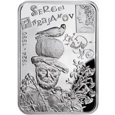 Armenia 2012 100 dram Sergei Parajanov 28.28g Silver Proof Coin NEW