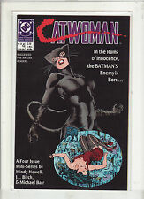 CATWOMAN LIMITED SERIES #1-4 SET