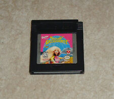 Barbie Ocean Discovery Nintendo Game Boy Color