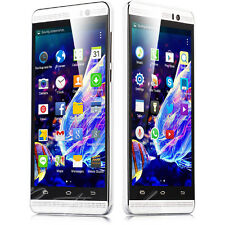 "Cheap 5"" Unlocked Kitkat 4.4 Dual SIM 2Core cell smartphone 3G WIFI T-Mobile"