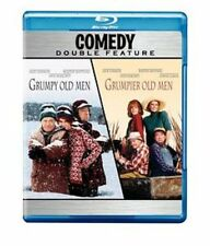 Blu Ray GRUMPY OLD MEN and GRUMPIER OLD MEN. UK compatible. New sealed.
