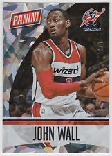 JOHN WALL 2015 Panini National NSCC Cracked Ice #/25 #8 Wizards N15