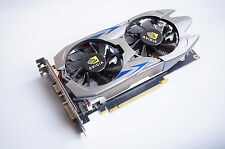 NVIDIA GeForce GTX550Ti Graphics Video Card 4GB 4G GDDR5 128Bit PCI Express