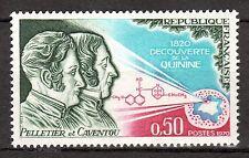 France - 1970 Discovery of kinine - Mi. 1703 MNH