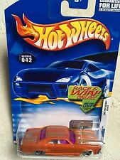 HOT WHEELS 2002 FIRST EDITIONS SERIES '64 BUICK RIVIERA Orange