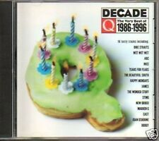 (38F) Q Magazine, Decade 86-96 Various Artists - CD