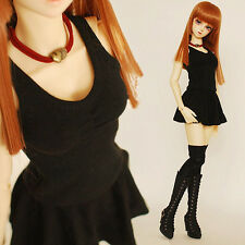 Sexy T shirt +Skirt Suit For BJD 1/4 MSD,1/3 SD16 IP Doll Clothes CWB54