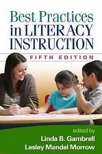 Best Practices in Literacy Instruction, Fifth Edition (2014, Paperback, Revised)