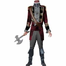 HEADLESS HORSEMAN COSTUME DELUXE ADULT X-LARGE