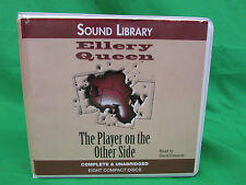 The Player on the Other Side By Ellery Queen (Author)   (Library Edition)