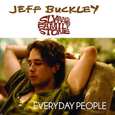 "JEFF BUCKLEY & SLY AND THE FAMILY STONE EVERYDAY PEOPLE VINILE 7"" RSD BLACK 2015"