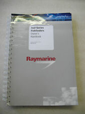 Raymarine Hsb2 Series Fishfinder Handbook Manual L755RC 760 plus 1250RC FREE P&P