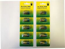 (Pack of 10) 4LR44  6 Volt Alkaline Batteries for Dog Shock / Training Collars