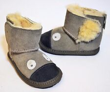 Emu Australia Koala Walker Toddler Shearling Boots 12-18 Mo 4-5 Little Creatures
