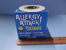 Accoutrements Fake Joke Box of Tissue Allergy Attack Tissue!